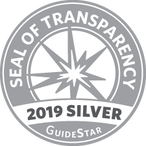 Guidestar 2019 Silver Seal of Transparency